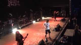 Napalm Death-Suffer the Children  (Live Open Air, 2010)