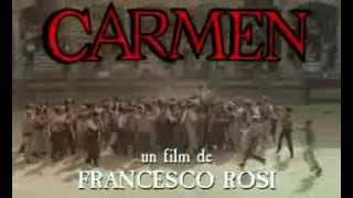 Trailer: Carmen, de Francesco Rosi