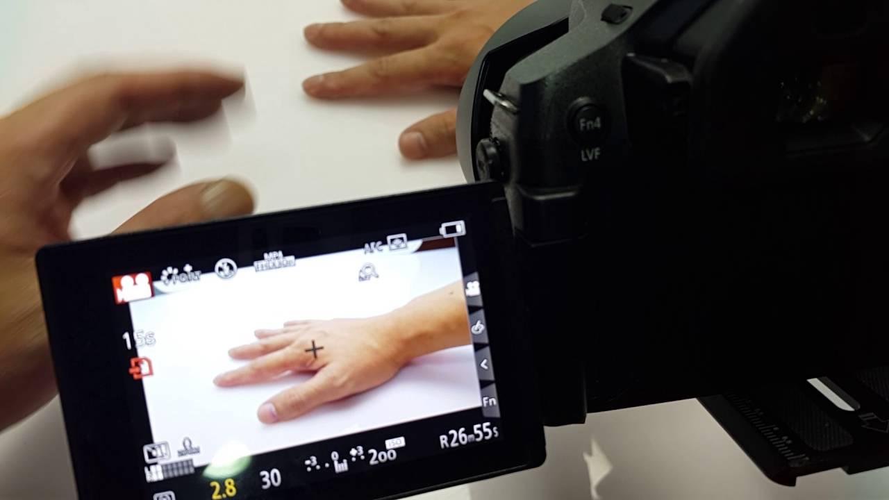 Panasonic LUMIX 相機 如何把人錄影 錄的得美美的 夜景如何100 ISO 錄得很乾淨 小撇步教學 設定示範 FZ300 FZ1000 LX100 ...
