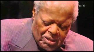 Oscar Peterson - Montreal Jazz Festival 2004 Video