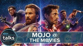 Spoiler Alert Review! Avengers: Infinity War - Where Do We Go From Here? - Mojo @ The Movies