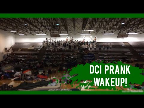 Brassline Wakes Up The Corps!