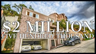 $2,500,000 Antonio Gates Hollywood Hills Estate thumbnail