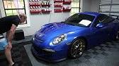 Paint Chip Repair with Dr  Colorchip!!! - C7 Corvette Laguna Blue