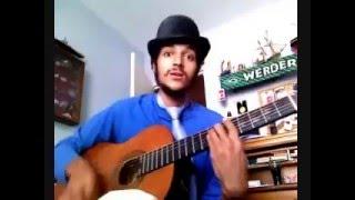 Je suis ton meilleur ami (Aladdin) à la guitare