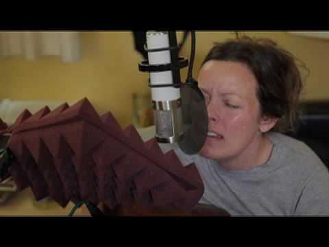 Rachel Harrington, Here In My Bed: in the studio recording Celilo Falls