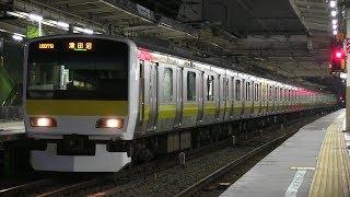 JR中央・総武線 三鷹駅 E231系500番台