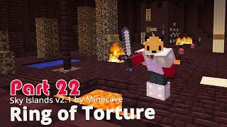 Minecraft Adventure Map - Sky Islands v2.1 - The Ring of Torture [22]