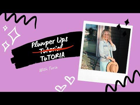 Plumper Lips TuTORIA
