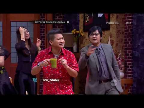The Best Of Ini Talkshow Lebaran  Gimmick Nyanyi Berbagai Minuman Bikin Bintang Tamu Bikin Goyang