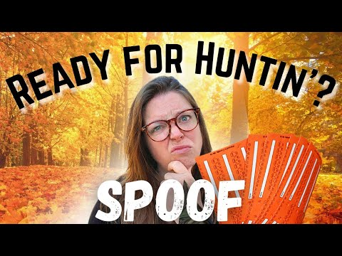 Are You Ready For Hunting? | Funny Hunting Video | Buy Big Game Tags