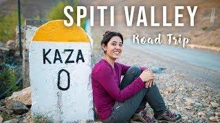 Spiti Valley Road Trip From Shimla to Kaza | Spiti Valley Vlog | Tanya Khanijow