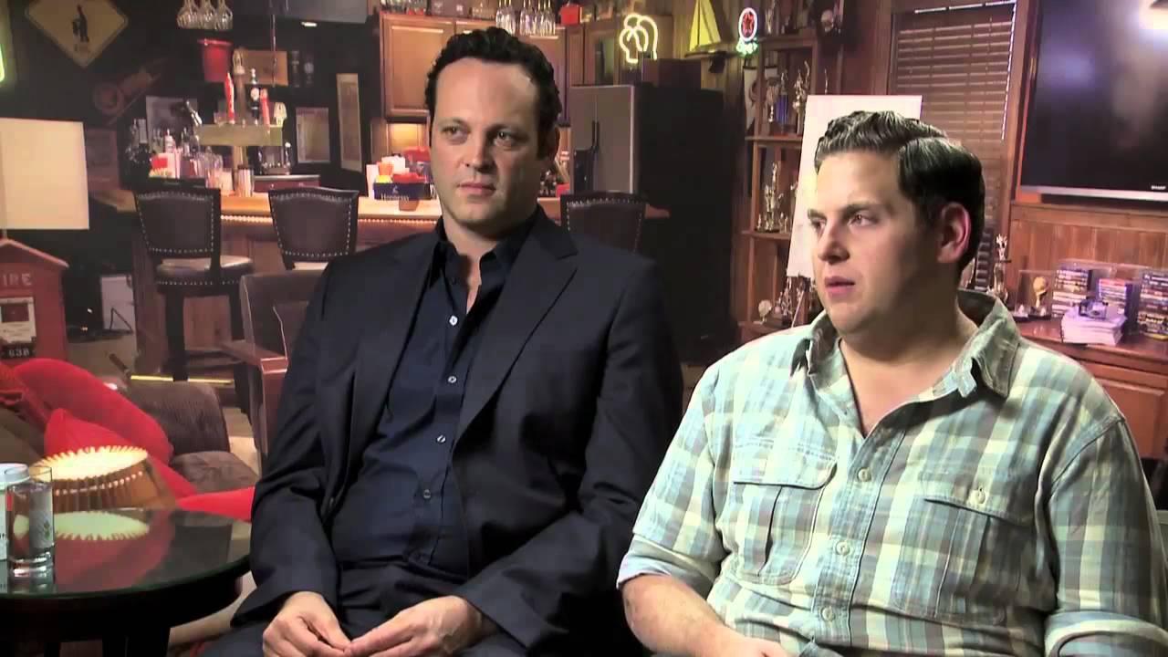 Vince Vaughn And Jonah Hill Interview ...