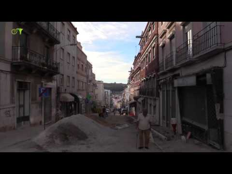 Obras em Campolide (01) - As diferentes intervenções
