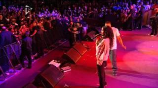 Скачать Nelly Ft Kelly Rowland Dilemma Live Orange Rockcorps 2009