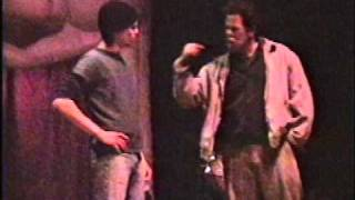 Steve Buscemi and Mark Boone Jr. in Rare Live Performance from 1988