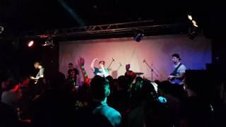 Смотреть видео NATRY - Рваные Ткани Минут (live in АфишА, 09.12.2016) онлайн