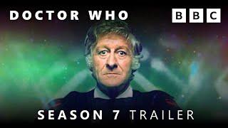 Doctor Who: Season 7 - TV Launch Trailer (1970)