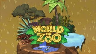 World of Zoo: Ep1 - Wild Cats Exhibit