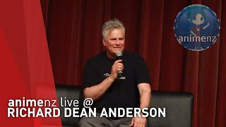 Armageddon Expo 2014 Auckland - Sunday : Richard Dean Anderson Panel