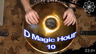 D Magic Hour / Atom handpan / 28.01.2020