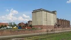 Gleisanlagen & Vandalen - Wissenschaftshafen Magdeburg #2