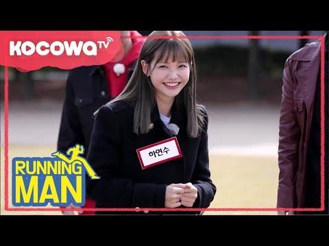 [Running Man] Ep 624_Ha Yeon Soo's Hilarious Dance