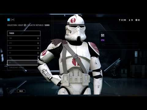LETS TALK ABOUT THE NEW CUSTOMIZATIONS FOR Star Wars Battlefront 2