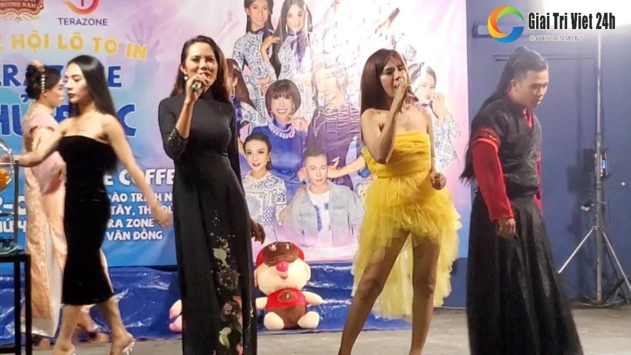 Tâm Thảo bất ngờ xuất hiện, Yumi quẩy tưng bừng sân khấu mới | Lô tô Hương Nam