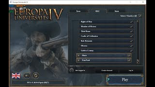 Europa Universalis IV: Golden Century (11 Dec, 2018 Immersion Pack)