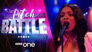A Flame sing Unconditionally – Pitch Battle: Episode 1 | BBC One