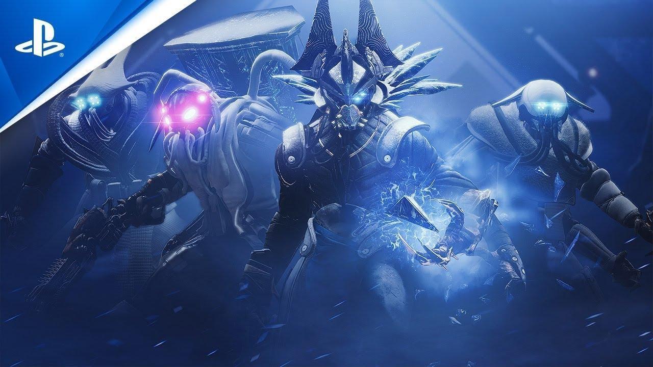 Destiny 2: За гранью Света | Анонс сюжетной кампании | PS4