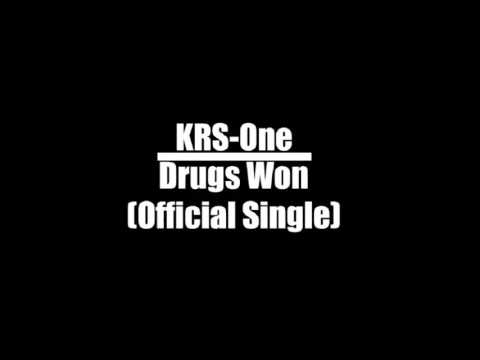 KRS-One - Drugs Won (OFFICIAL)