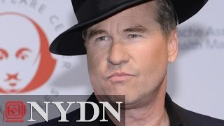 Val Kilmer Ignoring Tumor because of His Faith