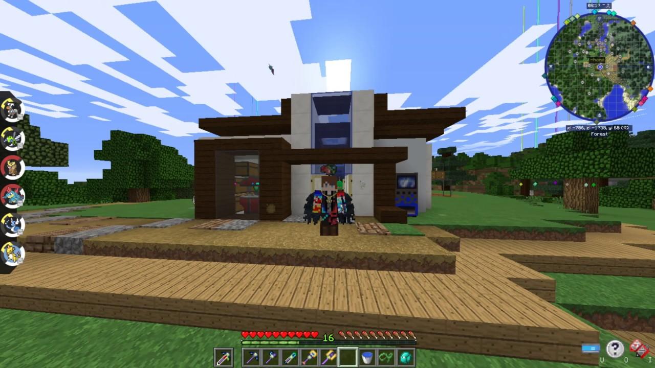 朱雀龍風 | Minecraft精靈寶可夢第二季之工匠第6集 | 克隆機 | 夢夢克隆