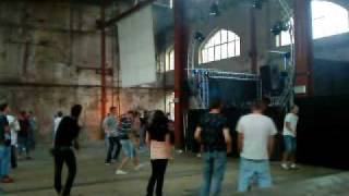 Psycho Devils Live @Electronic Fightclub Alte Brauerei Dessau 23.07.2010 Part2