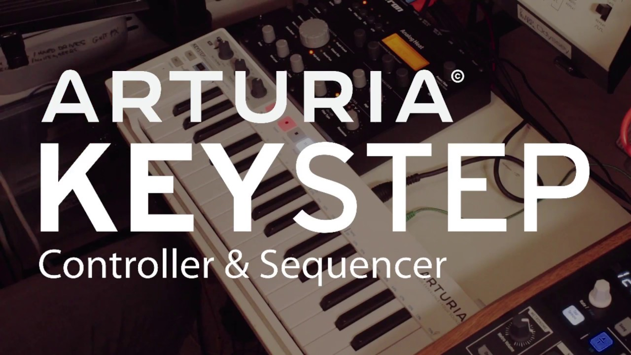 why the arturia keystep sequencer is amazing youtube