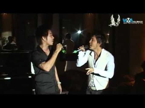 P7 Cau Vong Khuyet ver.Unplugged - Tuan Hung Ft. Ung Hoang Phuc - WMA 1 nam thanh lap