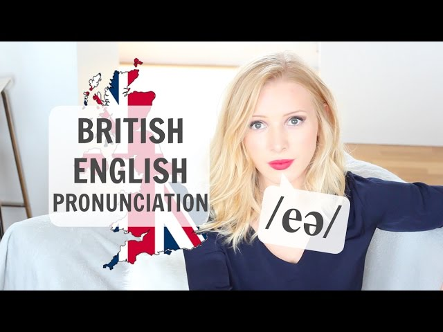 BRITISH ENGLISH PRONUNCIATION (RP accent) - /eə/ vowel sound (hair, parent, air)