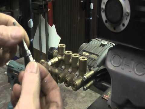 pressure washer repair no pressure unloader problem youtube rh youtube com Honda Pressure Washer Manual Dek Pressure Washer Parts