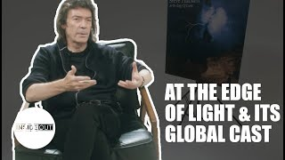 STEVE HACKETT – At The Edge Of Light and its Global Cast (Interview)