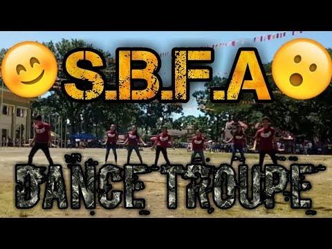 SBFA Dance troupe