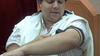Halajot del nudo del brazo y de la cabeza- Tefilin Sefaradíes (parte III)