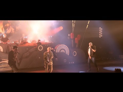 Youtube: Chinese Man Ft. ASM, Youthstar, Illaman – Blah! (Live)