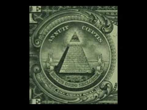 Illuminati Symbols On The One Dollar Bill Youtube