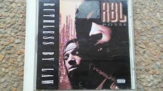 RBL Posse - Ruthless By Law 1994 Full Album (G-Funk)