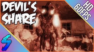 Devil's Share Gameplay | WHAT IS EVEN HAPPENING!? | HD 60FPS