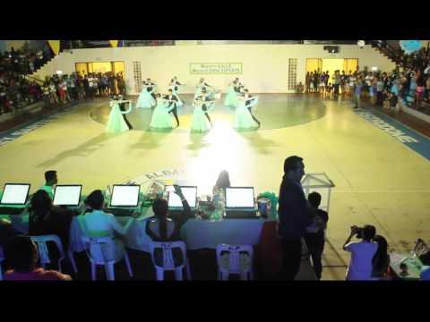 Magayon Festival 2016 Magayon Baile CHAMPION - St. Agnes' Academy Ballare Team Gayon Bikol Theme