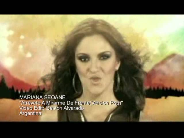 MARIANA SEOANE Atrvete A Mirarme De FrenteVersion Pop Chords