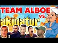 THE AKINATOR VS. TEAM ALBOE!!!